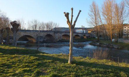 Las crecidas de los ríos afectan algunos pueblos de Valladolid