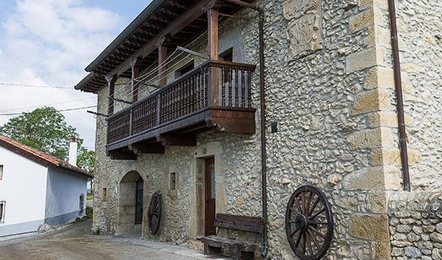 casas rurales cerca de santander