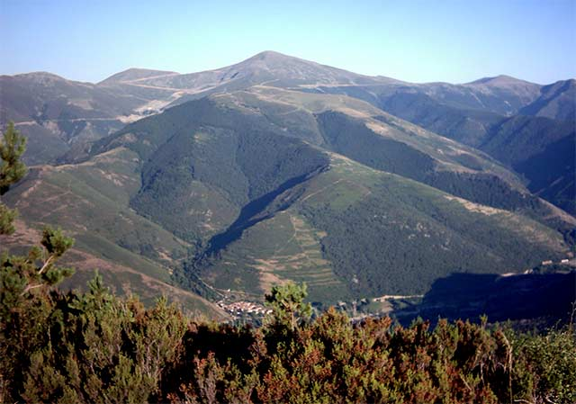 Rutas senderistas de La Rioja