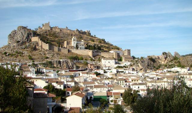 El municipio de Moclín ideal para el turismo activo