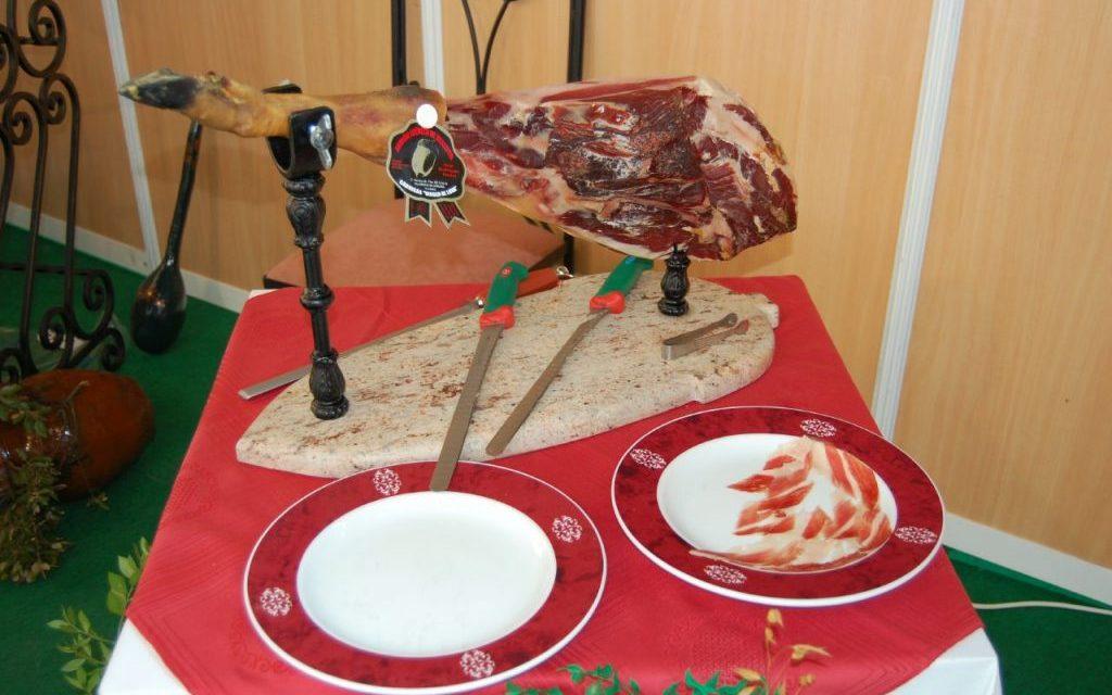 Hoy comienza en Villanueva de Córdoba la «XVII Feria del jamón Ibérico de Bellota»
