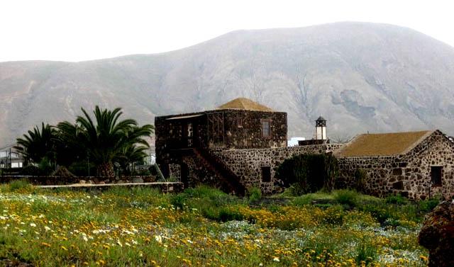 Hotel Mahoh, en Villaverde, Canarias
