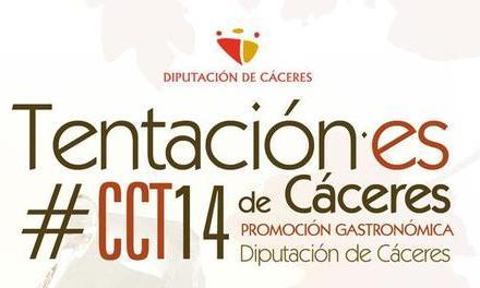Empieza el evento gastronómico «Tentación-es» en diferentes pueblos de Cáceres