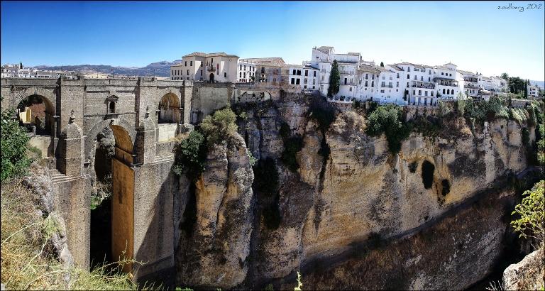 Aumenta un 5% el turismo estos días en Málaga
