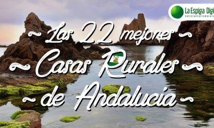 Las 22 mejores casas rurales con encanto de Andalucía