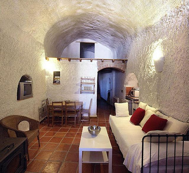 mejores casas rurales andalucia casas cueva la tala