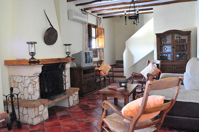 mejores casas rurales andalucia cortijo de la presa