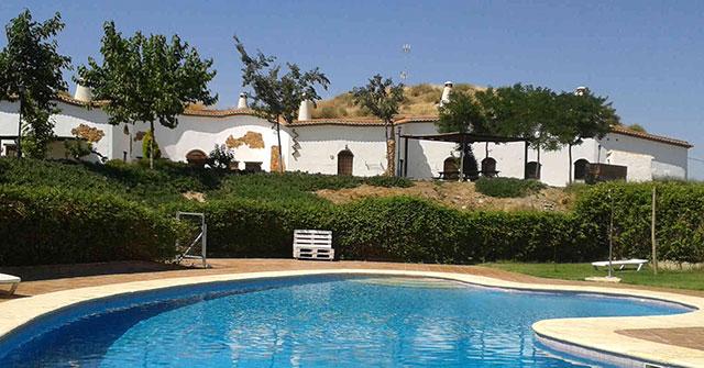 mejores casas rurales andalucia cuevas hammam abuelo josé