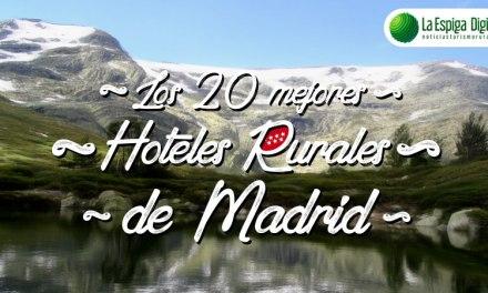 Los 20 Mejores Hoteles Rurales con encanto en Madrid