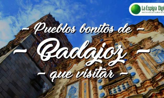 11 Pueblos Bonitos de Badajoz que visitar