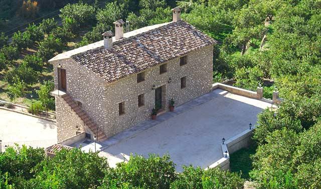 Mejores Casas Rurales en Alicante con encanto