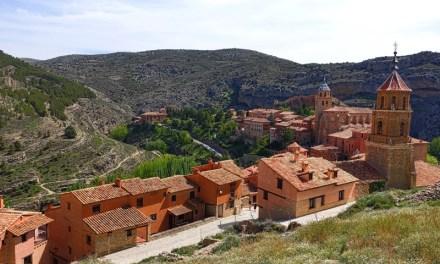 Los 5 Pueblos más turísticos de Aragón en Internet en 2018