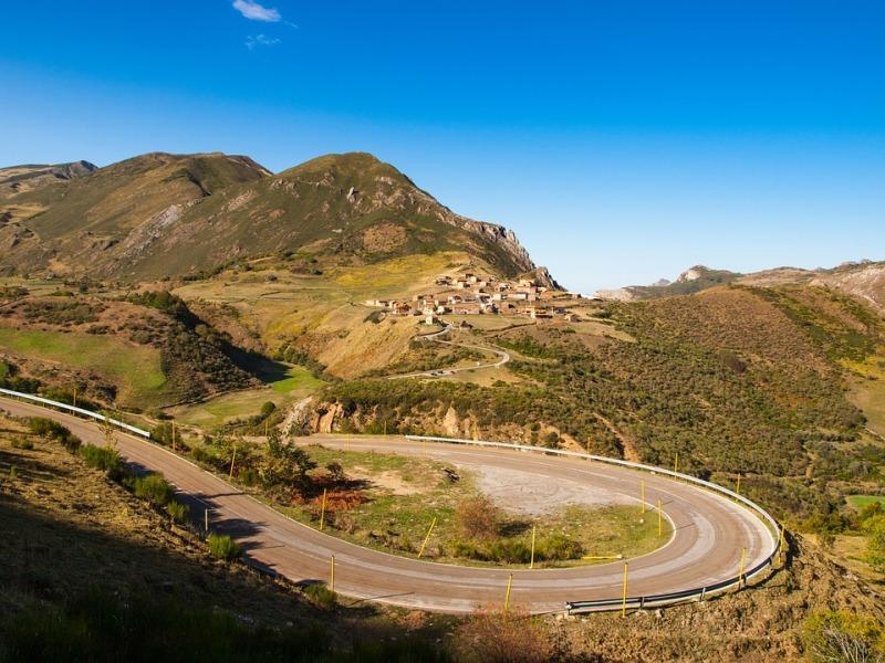 El turismo rural en Asturias desciende en enero