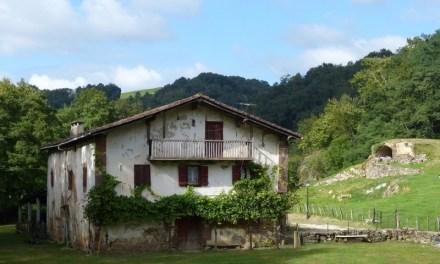 Descenso del turismo rural de Navarra en enero