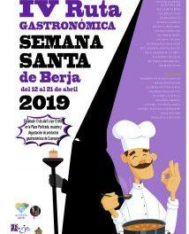 Berja se prepara para su «IV Edición de la Ruta Gastronómica»
