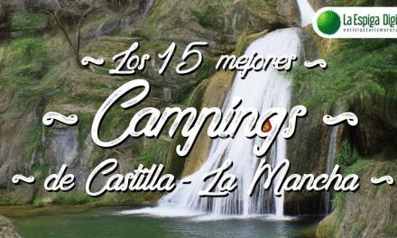 Los 15 Mejores Campings de Castilla La Mancha