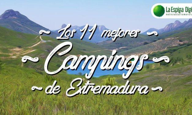 Los 11 Mejores Campings de Extremadura