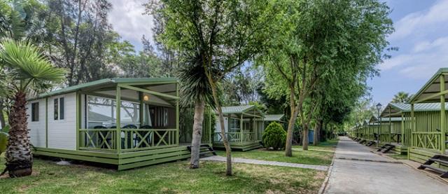 Mejores campings de Cadiz