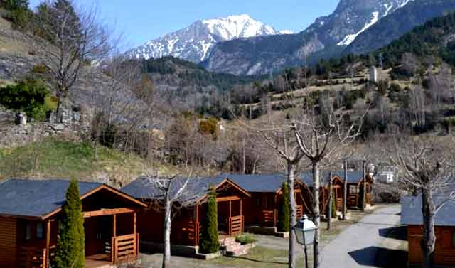 mejores campings huesca camping aneto