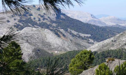 El Burgo inaugura un nuevo sendero público en Sierra de las Nieves