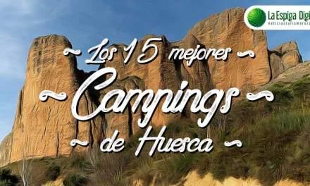 Los 15 Mejores Campings de Huesca