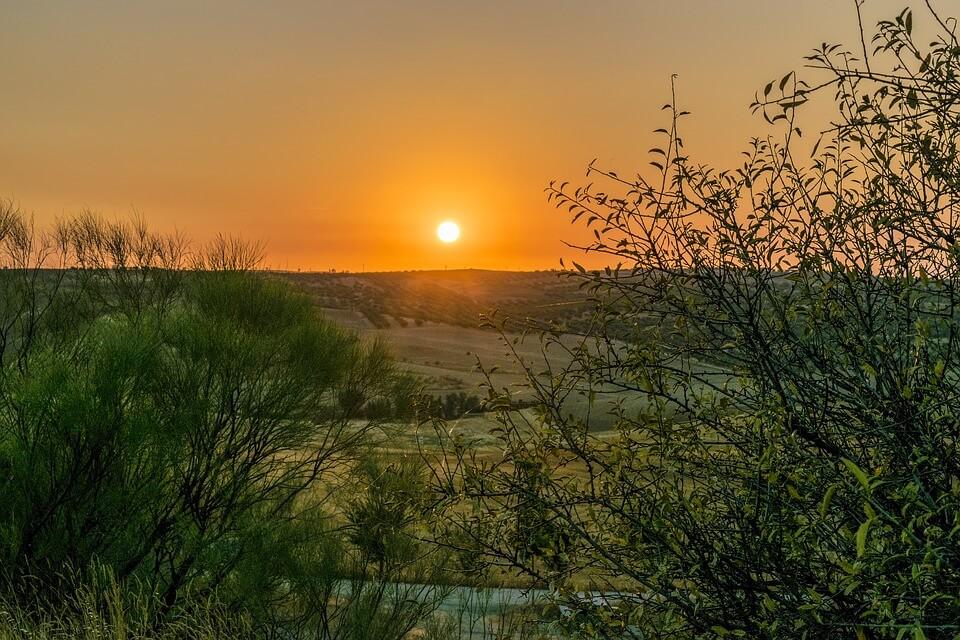 Notable ascenso del turismo rural de Castilla-La Mancha en abril