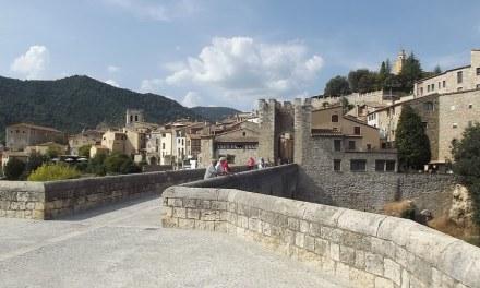 El turismo rural en Cataluña remonta en abril