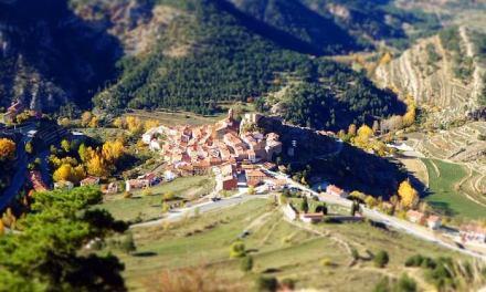 El turismo rural en Aragón asciende más de un 10% en mayo