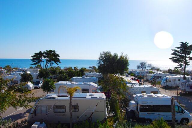 mejores campings malaga camping bellavista