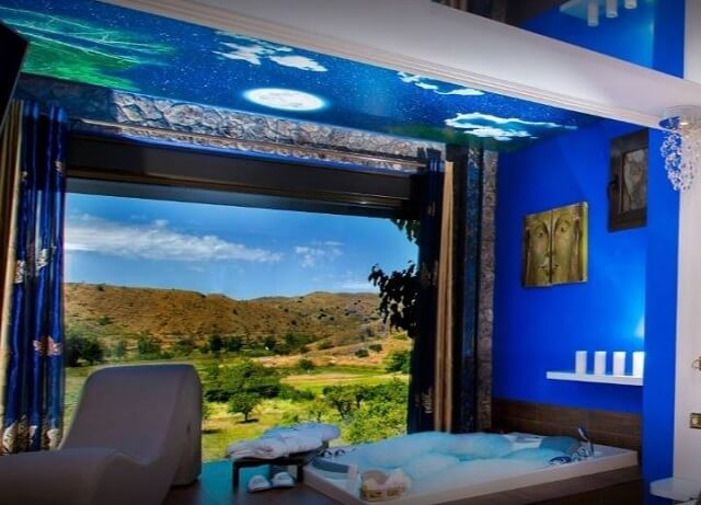 mejores hoteles jacuzzi zaragoza suite rural