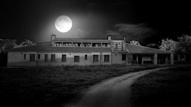 casa del miedo halloween