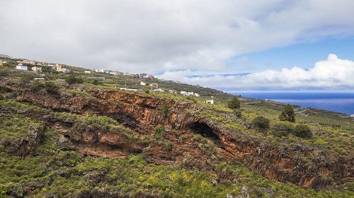 Notable descenso del turismo rural de Canarias en agosto