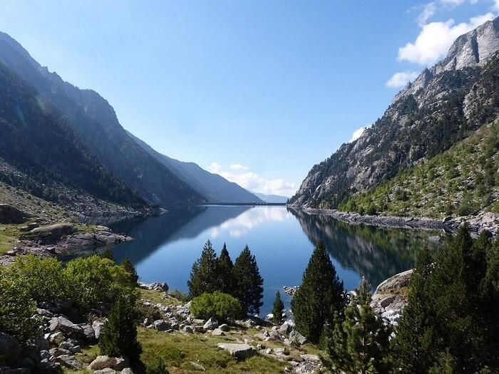 Aumento del turismo rural en Cataluña en agosto