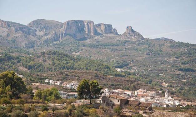 El turismo rural crece en Alicante en octubre