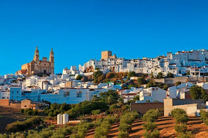 El turismo rural en Cádiz desciende en octubre