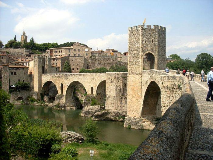Descenso del turismo rural en Girona en octubre