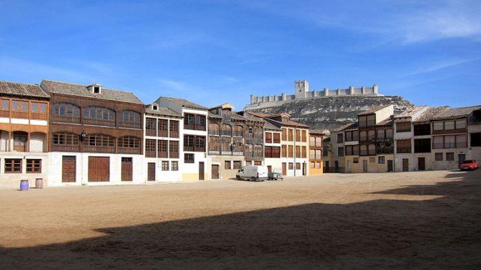 Mal octubre para el turismo rural de Valladolid