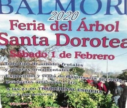 Balmori celebra la Feria del Árbol de Santa Dorotea