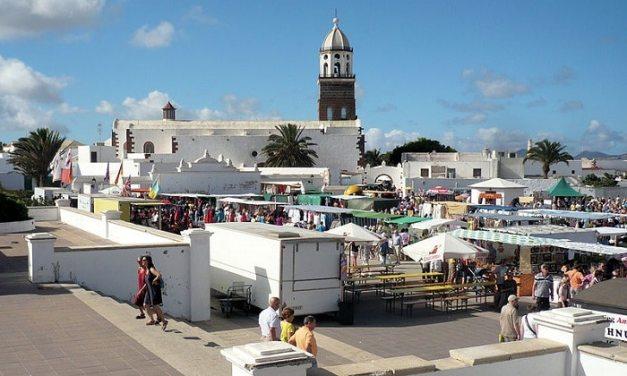 Descenso del turismo en Teguise en noviembre