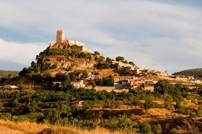 Fuerte ascenso del turismo rural de Alicante en noviembre