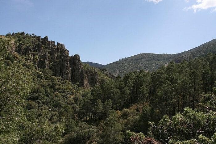 Fuerte caída del turismo rural en Las Batuecas-Sierra de Francia