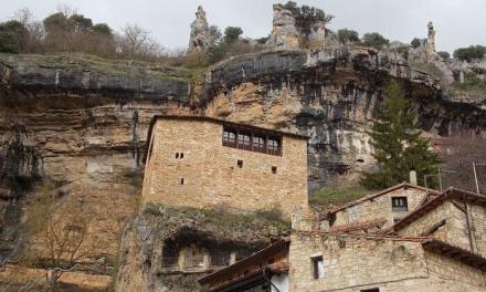 Ligero ascenso del turismo rural de Burgos en noviembre