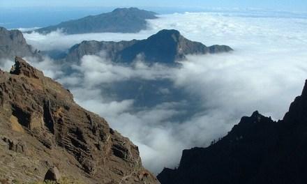 Importante descenso del turismo rural en las Calderas de Taburiente en noviembre