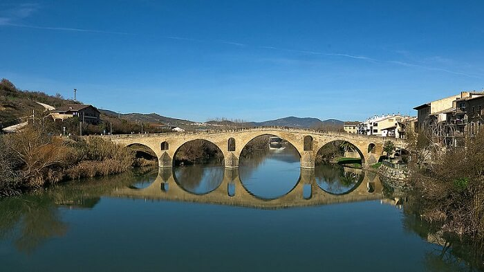 Fuerte ascenso turismo rural de Navarra en noviembre