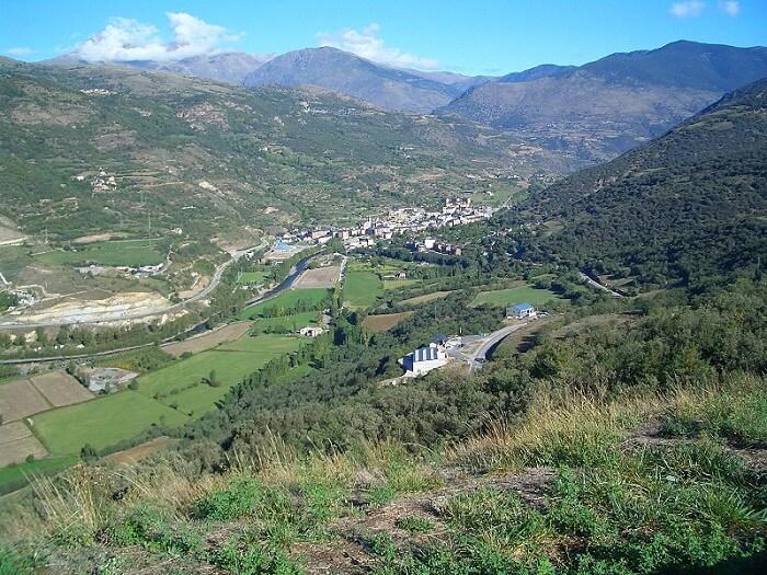 Fuerte subida del turismo rural del Pirineo Catalán en noviembre