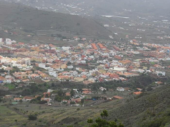 El turismo rural de Santa Cruz de Tenerife cae en noviembre