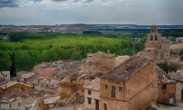 Fuerte caída del turismo rural de Soria en noviembre