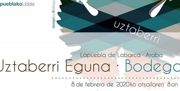 Lapuebla de Labarca celebra el Uztaberri Eguna 2020