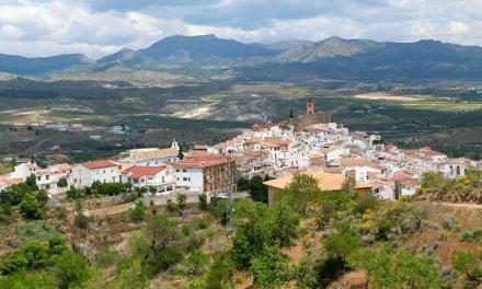 Dura caída del turismo rural de Almería en diciembre