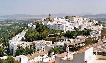 El turismo rural de Cádiz cae con fuerza en diciembre